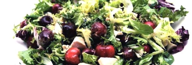Cherry & Chicken Salad